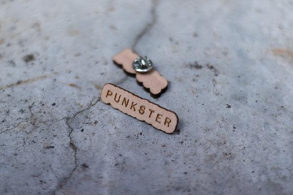 "Pin's ""Punkster"""