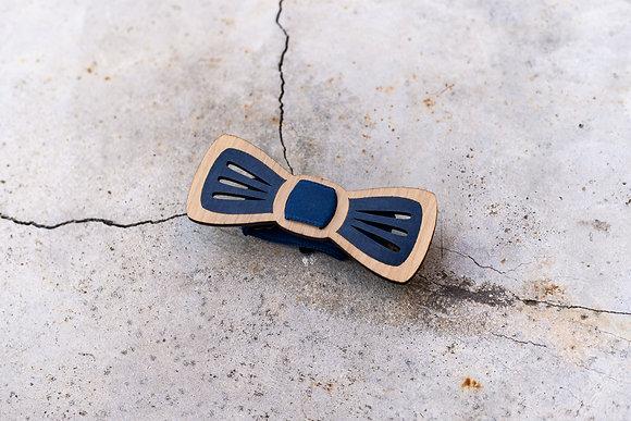 Nœud papillon en bois pour enfants « Oscar »