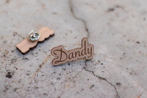 """Pin's """"Dandy"""""""