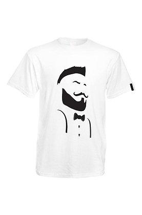 T-shirt Punkster bowtie homme