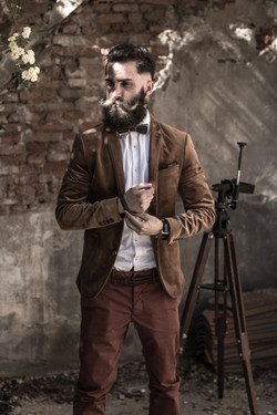 look-homme-retro-noeud-pap-bois