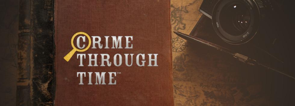 Crime Through Time - TV Show Pitch Deck