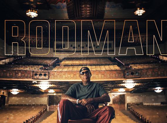 Dennis Rodman ESPN 30 for 30