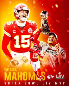 Super Bowl MVP - Patrick Mahomes