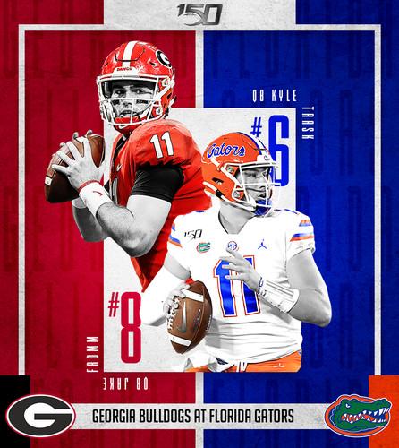 UF vs. UGA - 2019 College Football