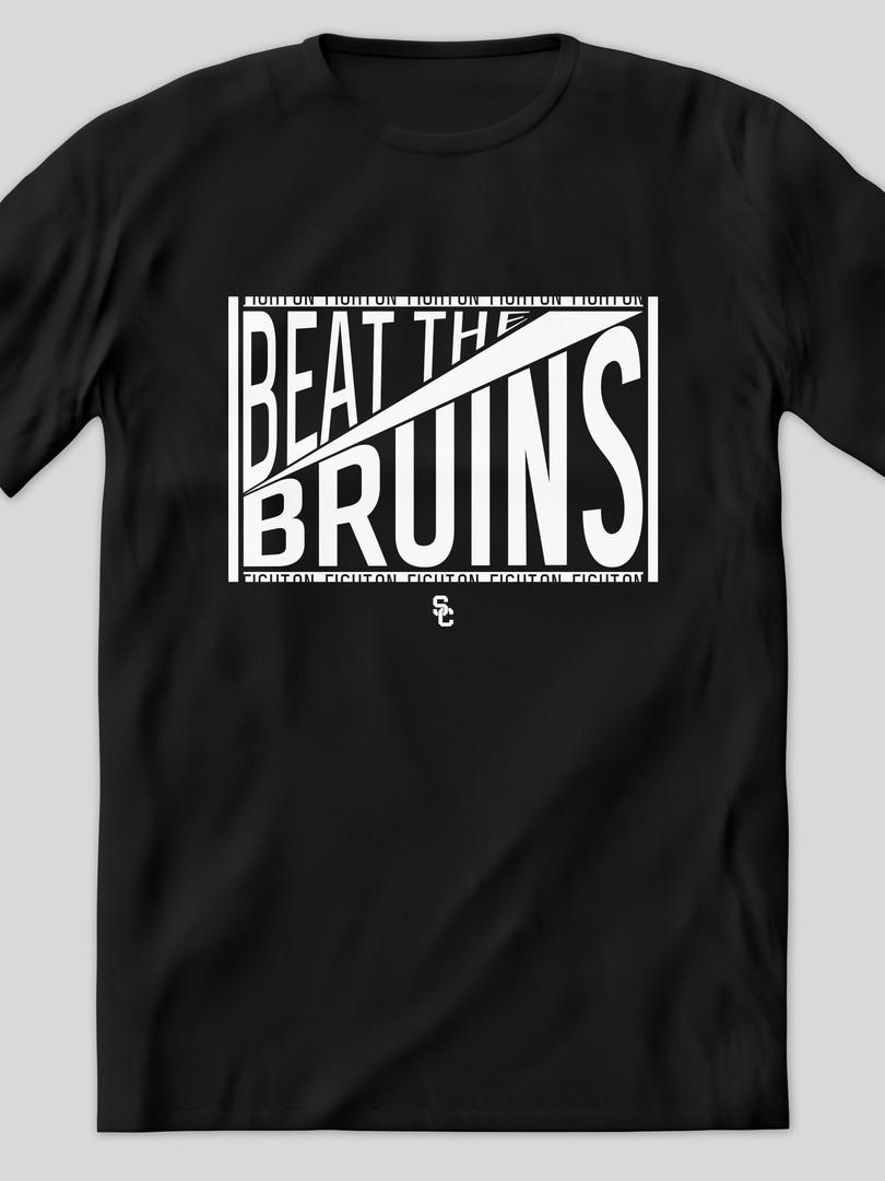 Beat the Bruins shirt