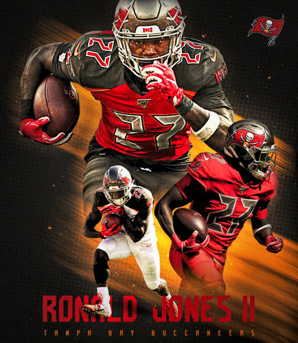 Ronald Jones II - Tampa Bay Bucs