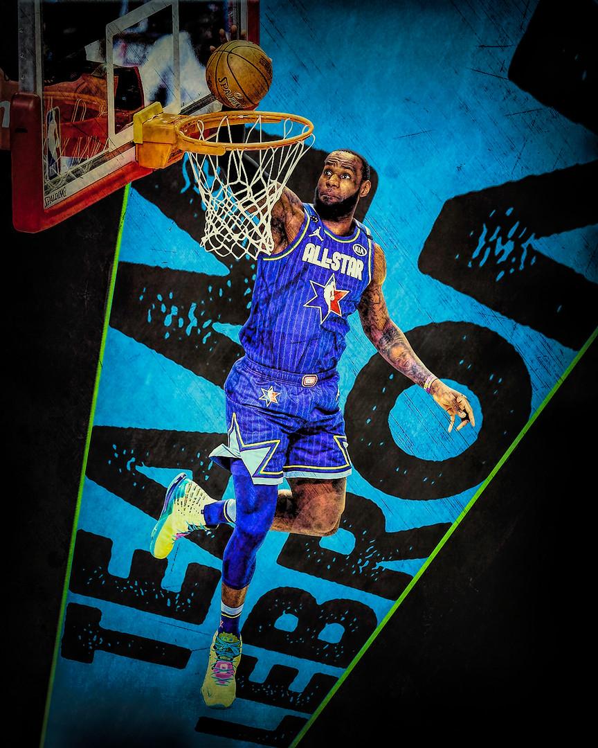 Lebron James - All-Star Game