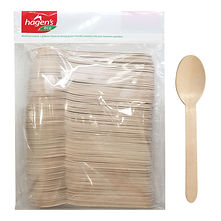 FOCstore Hagen's 160 Birch Wood Spoon