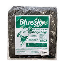 FOCstore Bluesky Garbage Bag L Black
