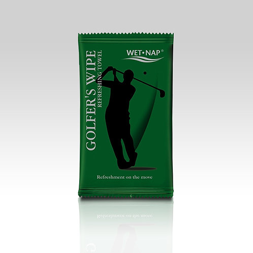 Wet-Nap Golfer wipe or sports wipe