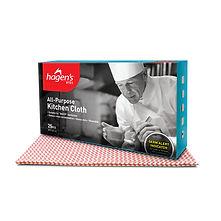 FOCstore Hagen's V101 Kitchen Cloth Red