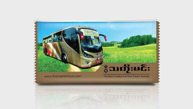 Express Bus Myanmar
