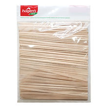 7-inch Birch Wood Coffee Stirrer 500 pcs