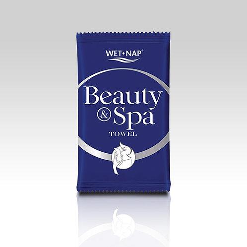 Wet-Nap Beauty & Spa towel