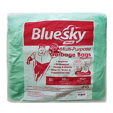 FOCstore Bluesky Garbage Bag XL Green