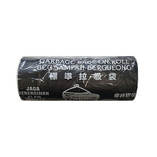 FOCstore Garbage Bag Roll Black