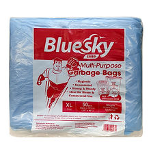 FOCstore Bluesky Garbage Bag XL Blue