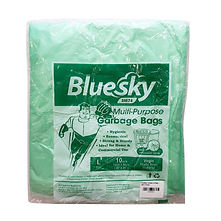 FOCstore Bluesky Garbage Bag L Green
