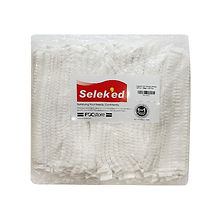 FOCstore Hair Net White