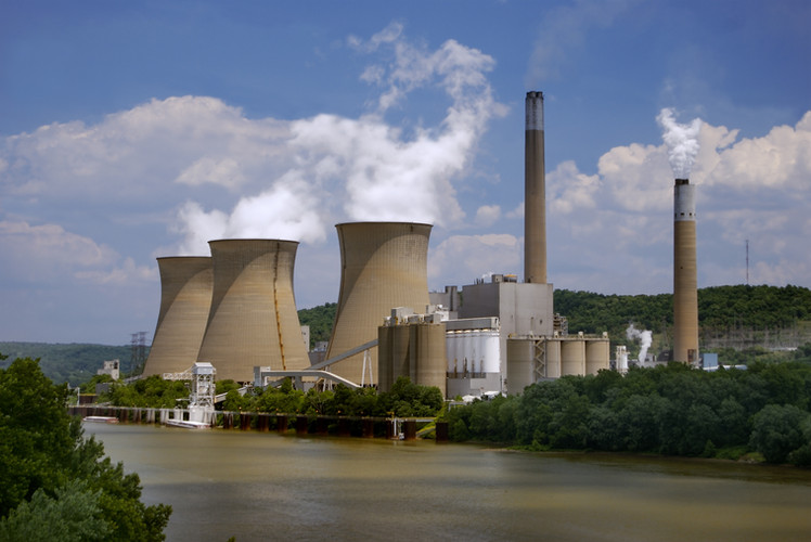 Nuclear Plant On The River.jpg