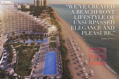 IMPERDIBLE OPORTUNIDAD DE INVERSIÓN - AUBERGE BEACH RESIDENCES, FLORIDA