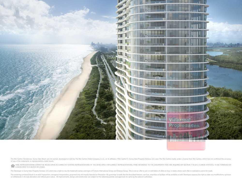 The Ritz-Carlton Residences, Sunny Isles Beach - 15 Building