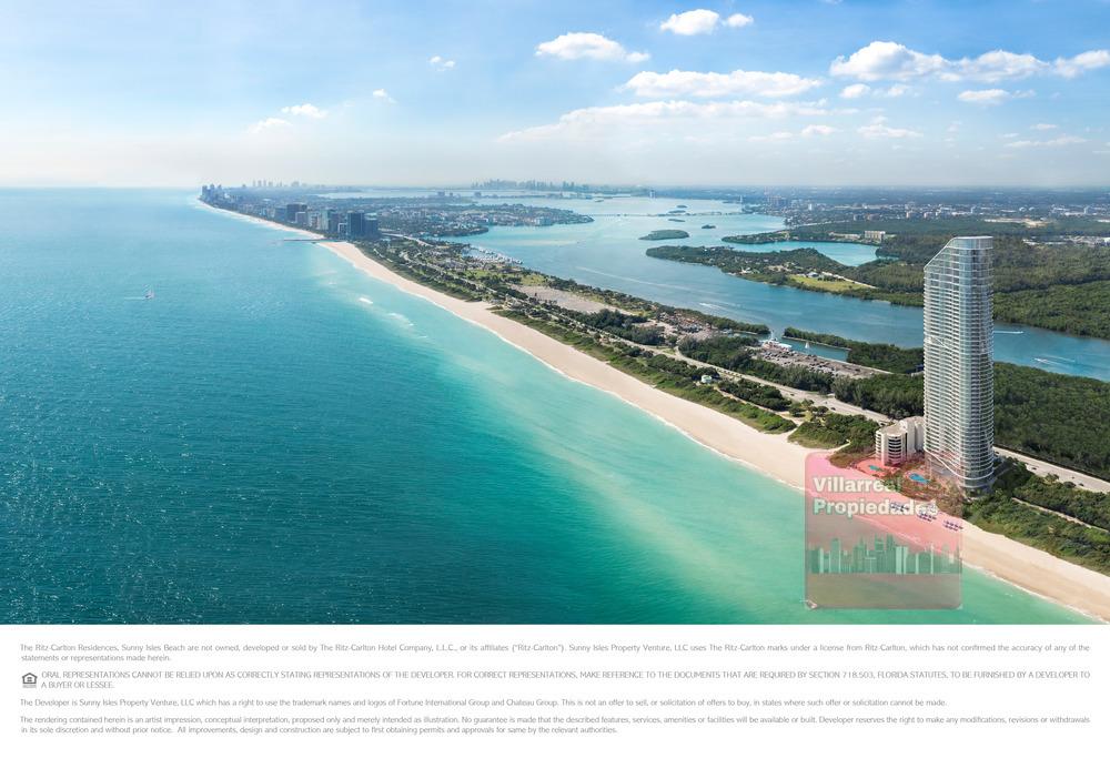 The Ritz-Carlton Residences, Sunny Isles Beach - 01.2 Hero