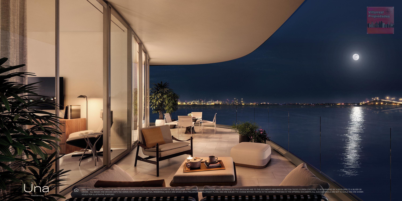 Una Residences Terrace