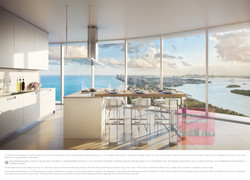 The Ritz-Carlton Residences, Sunny Isles Beach - 18 South Kitchen