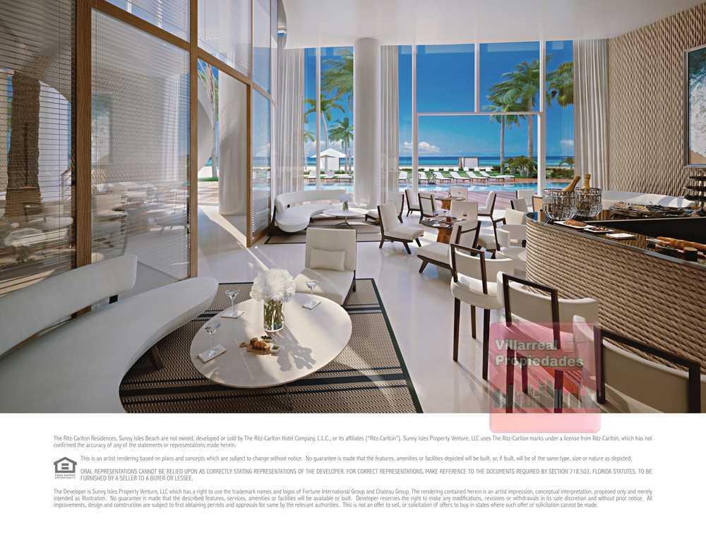 The Ritz-Carlton Residences, Sunny Isles Beach - 05 Restaurant