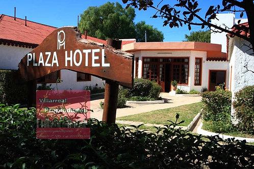 Excelente Oportunidad VENTA DE PLAZA HOTEL- CAPILLA DEL MONTE –CORDOBA