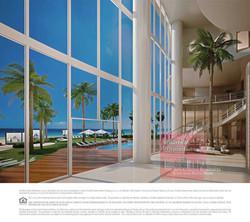 The Ritz-Carlton Residences, Sunny Isles Beach - 03 Lower Lobby
