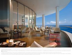 The Ritz-Carlton Residences, Sunny Isles Beach - 10 Club Terrace East
