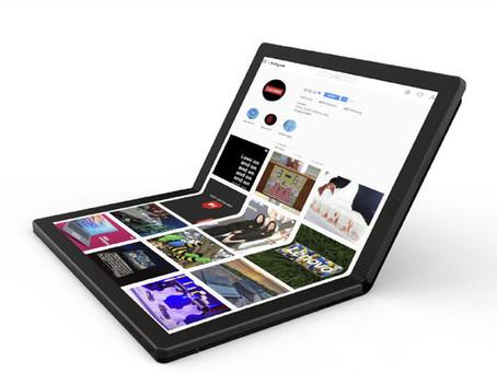 Lenovo's ThinkPad X1 foldbare vidunder!