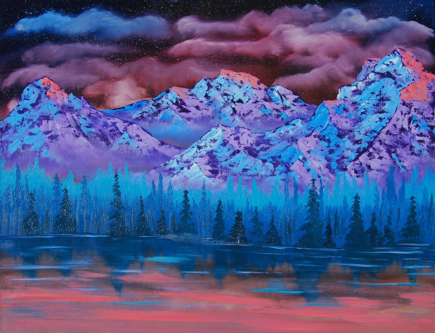 Glowing Mountains Caroline Green.jpg