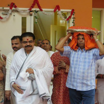 Shri Mridul Krishan Shastri Ji