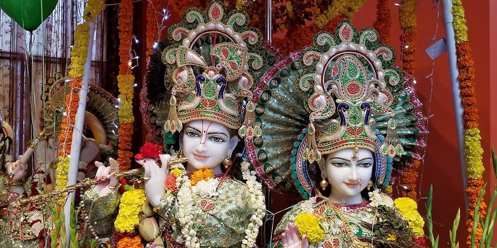 Shri Krishan Janamaashtami