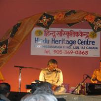 Chamunda Swami and Anup Jalota