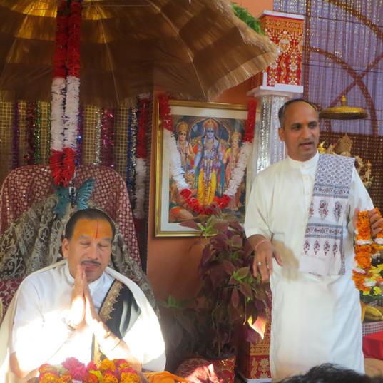 Krishan Chandra Thakur Ji Katha