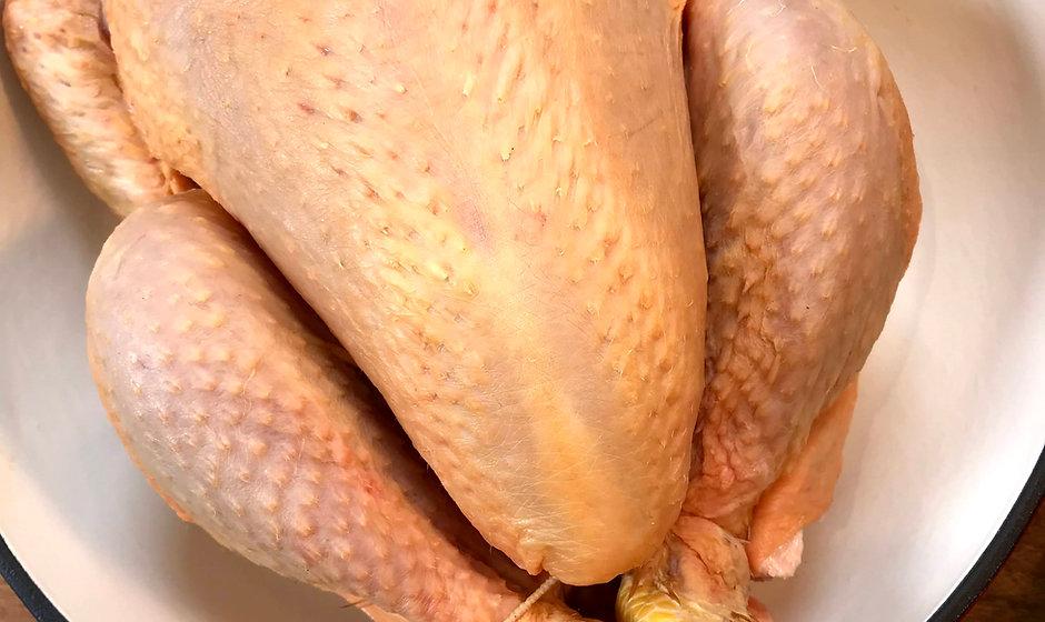 Whole Pasture Raised Chicken
