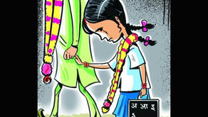 CURSE THAT VIOLATES THE RIGHTS OF CHILDREN: CHILD MARRIAGE