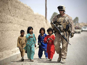 PROTECTION OF CHILDREN IN AREAS OF ARMED CONFLICT