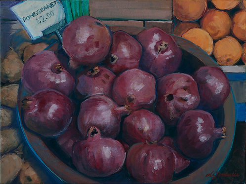 Pomegranate Time