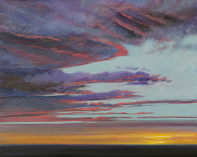 Sunset Sea Dragons
