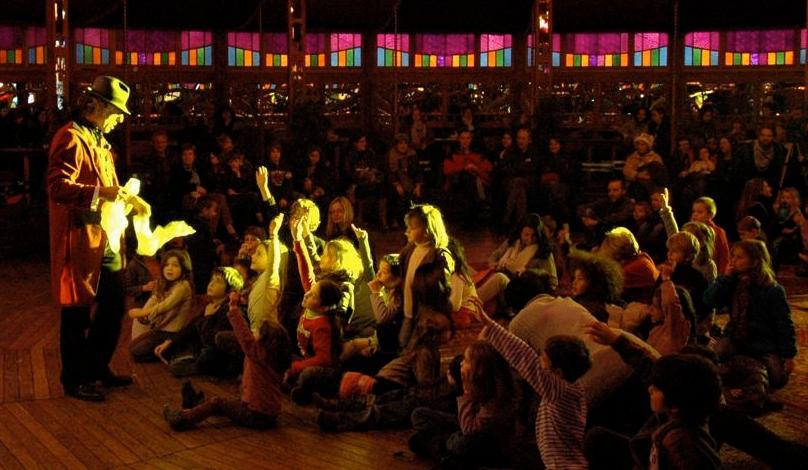 magicien spectacle en magie et musique savoie, haute savoie et suisse