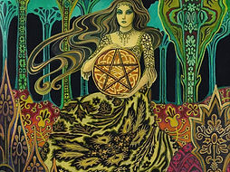 Occult Witch