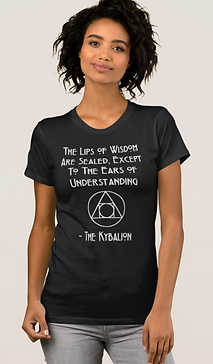 Occult Kybalion T Shirt