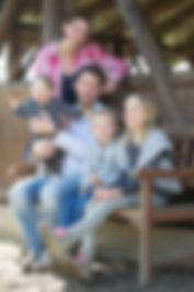 Familie Engel vom Ferienhof Ingenhof nahe der Ostsee