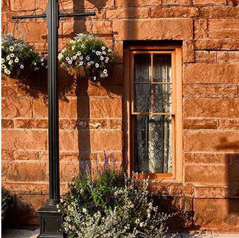 Old Town Window I